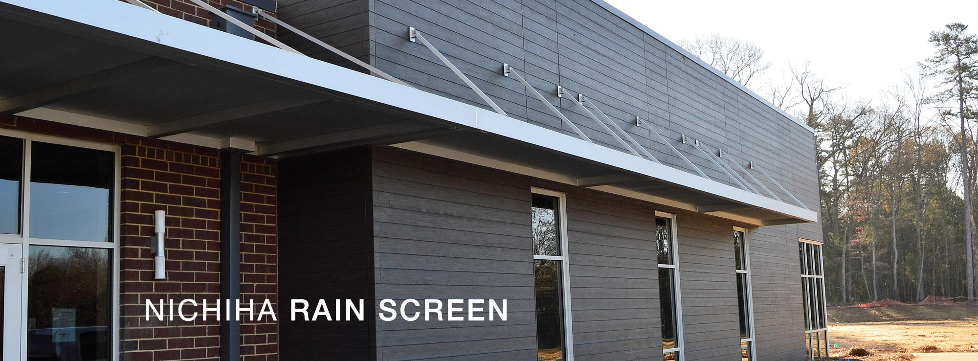 Fiber Cement Siding Clips : Nichiha rain screen dev site